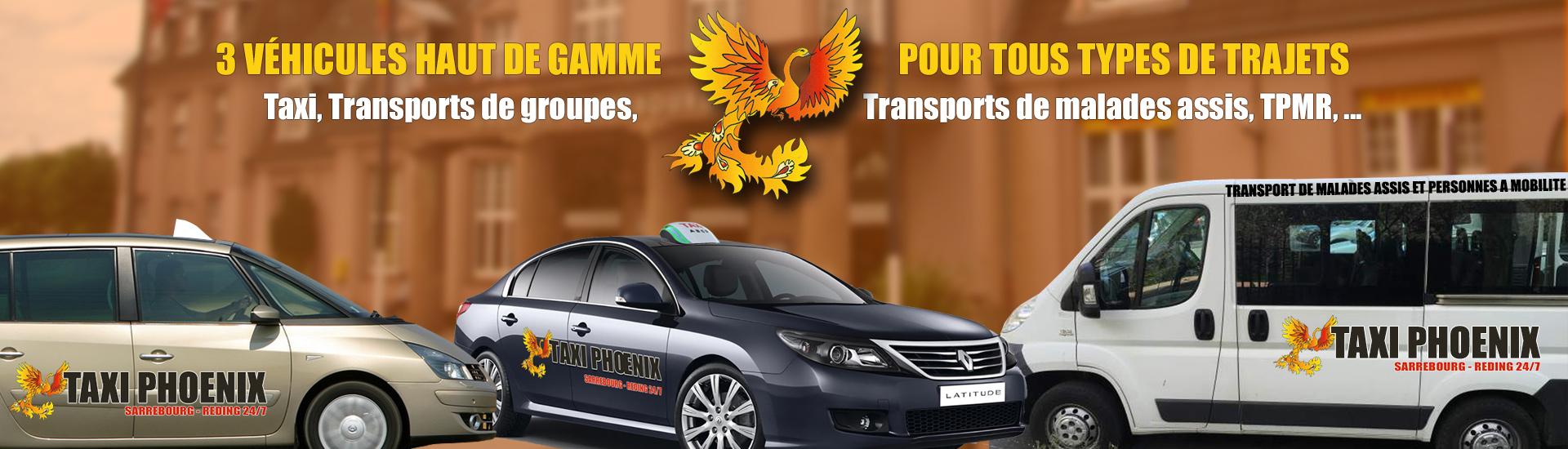 Taxi Phoenix Sarrebourg